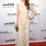 amfAR Inspiration Gala New York 2013 - Jeisa Chiminazzo