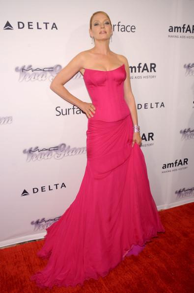 amfAR Inspiration Gala New York 2013 - Uma Thurman