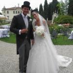 Andrea Busatta e Valentina Borso