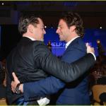 Bradley Cooper e Leonardo Di Caprio