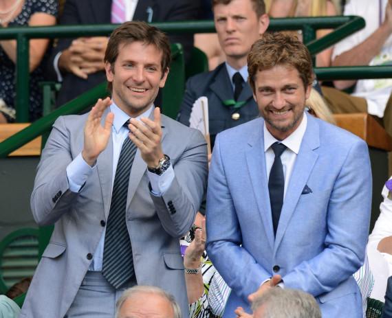 Gerard Butler e Bradley Cooper