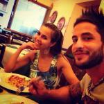 Gionatan Giannotti e Ramona Sora