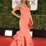 Jessica Alba - 2013 Golden Globes