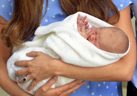 William, Kate e il Royal Baby