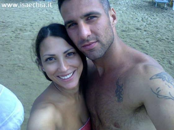 Emanuele Morelli e Marzia Martinelli