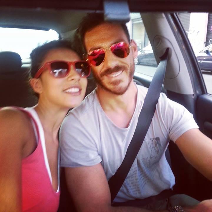 Enrica Saraniti e Luca Di Tolla