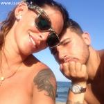 Guendalina Tavassi e Umberto D'Aponte