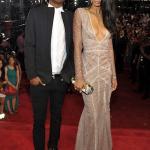 Mtv Video Music Awards 2013 - Asap Rocky e Chanel Iman