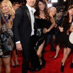 Mtv Video Music Awards 2013 - Robin Thicke e Paula Patton