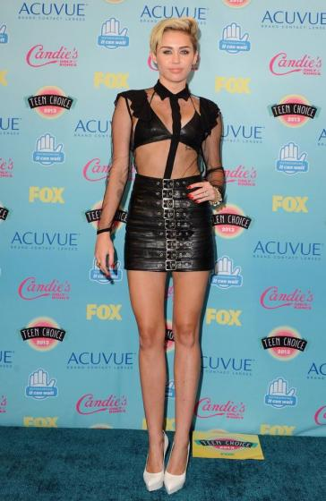 Teen Choice Awards 2013 - Miley Cyrus