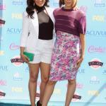 Teen Choice Awards 2013 - Tamera Mowry e Tia Mowry