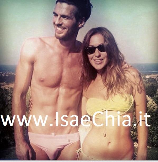 Teresanna Pugliese ed Andrea Offredi
