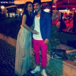 Valeria Bigella e Alessio Bruno