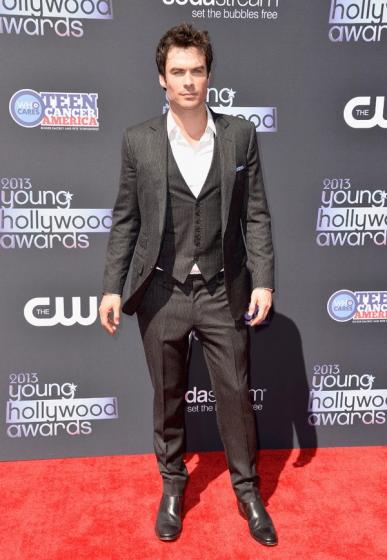 Young Hollywood Awards 2013 - Ian Somerhalder