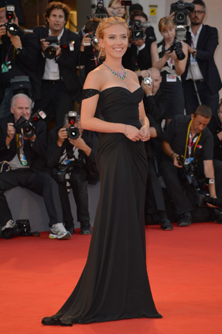 70esima Mostra del Cinema di Venezia - Scarlett Johansson