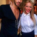 Andrea Offredi e Karina Cascella