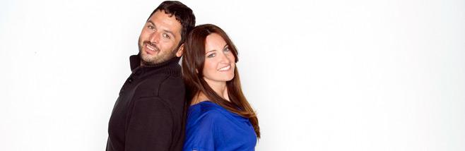 Daniel Moreno Mendoza e Laura Caratelli