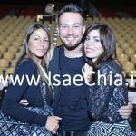 Eliana Michelazzo, Antonino Spadaccino e Bianca Atzei