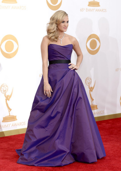 Emmy Awards 2013 - Carrie Underwood