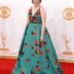 Emmy Awards 2013 - Lena Dunham