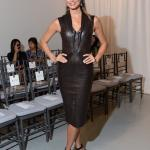 Fashion Week Spring 2014 - Stacy Keibler