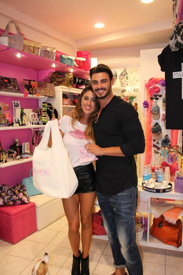Francesco Monte e Cecilia Rodriguez: altre foto della loro ...