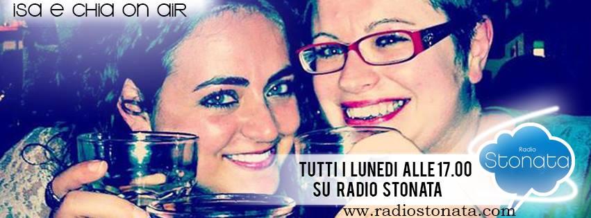 'Isa e Chia On Air': il podcast della puntata di oggi