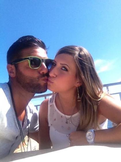 Marco Meloni e Valeria