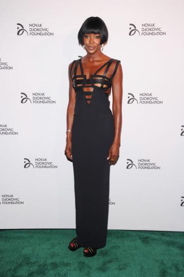 Novak Djokovic Foundation New York Dinner 2013 - Naomi Campbell
