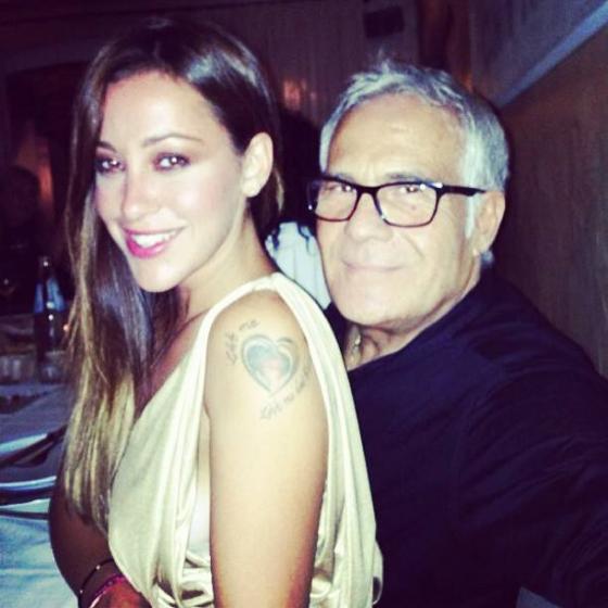 Teresanna Pugliese e Carlo Pignatelli