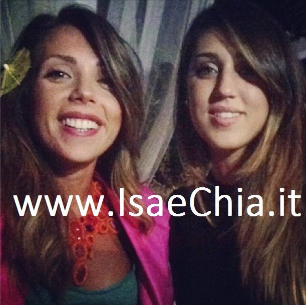 Valentina Scognamiglio e Cecilia Rodriguez