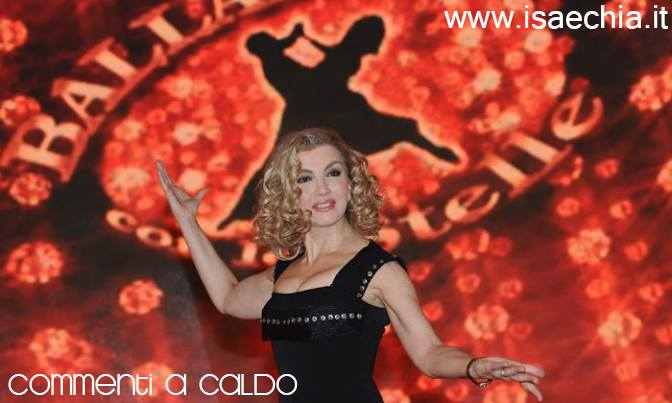 'Ballando con le stelle': commenti a caldo