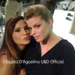 Claudia D'Agostino e Francesca Del Taglia