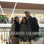 Eugenio Colombo e Francesca Del Taglia