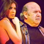Flora Canto e Lino Banfi