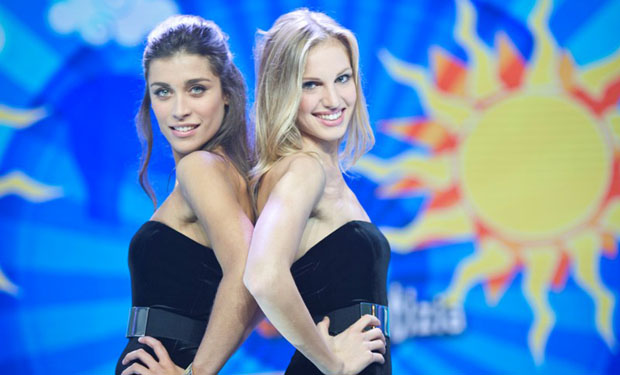 Ludovica Frasca ed Irene Cioni
