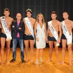 Marco Fantini a Mister Italia