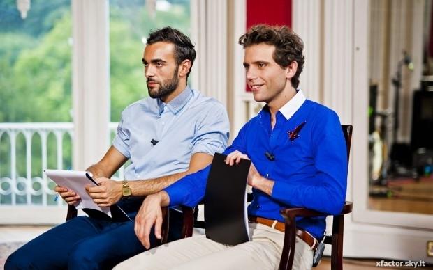 Marco Mengoni e Mika