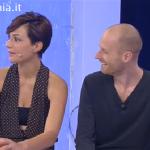 Monica Pisano e Nicola Foderaro