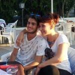 Pasquale Di Nuzzo e Greta Manuzi