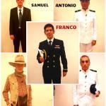 Samuel Baiocchi, Franco Garna, Antonio Jorio, Rocco e Fernando