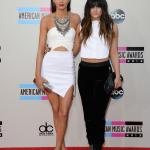AMA's 2013 - Kylie Jenner and Kendall Jenner