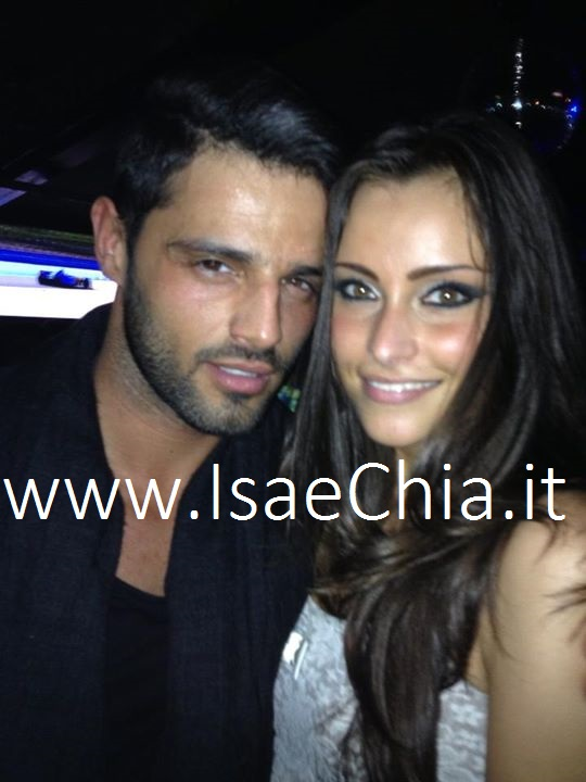Alessio Lo Passo ed Irene Casartelli