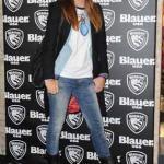 Blauer Store party - Debora Salvalaggio