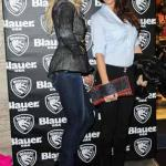 Blauer Store party - Guendalina Canessa e Melita Toniolo
