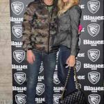 Blauer Store party - Guendalina Canessa e Luca Marin