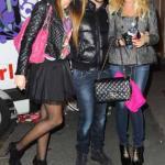 Blauer Store party - Guendalina Canessa, Margherita Zanatta e Giacomo Urtis