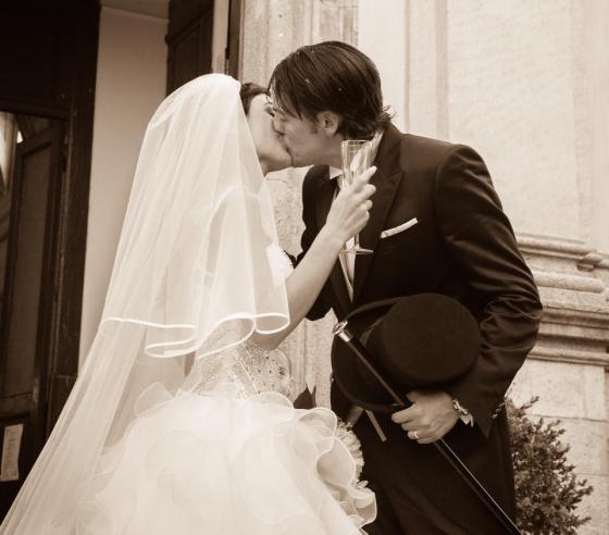 Emiliano Vannoli e Francesca