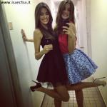 Francesca Fioretti e Ariadna Romero