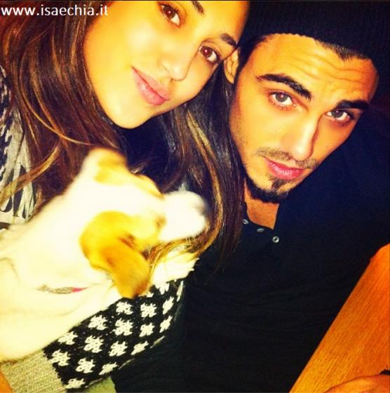 Francesco Monte e Cecilia Rodriguez (1)
